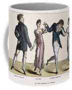 Quadrille, 1820 Coffee Mug