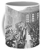 Quaker Meeting Coffee Mug by Granger