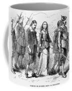 Quakers: Mary Dyer, 1659 Coffee Mug