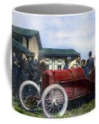 Race Car, 1914 Coffee Mug