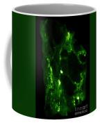 Radiation From Uranium Ore Conglomerate Coffee Mug