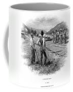 Railroad Construction Coffee Mug