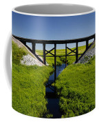 Railroad Trestle Coffee Mug