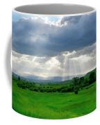 Rain Sun Rays Coffee Mug