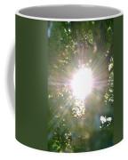Rainbow Rays Coffee Mug