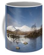 Rannoch Moor - Winter Coffee Mug