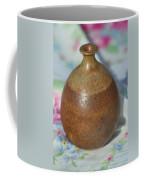 Rare John Regis Tuska Pottery Vase Coffee Mug