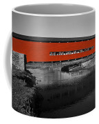 Red Covered Bridge Coffee Mug