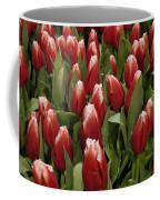 Red Tulip Heaven Coffee Mug