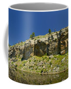 Reflecting Cliffs Coffee Mug