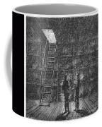 Refrigerated Ship, 1876 Coffee Mug