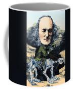 Richard Owen, English Paleontologist Coffee Mug by Science Source
