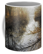 River In The Fog Coffee Mug