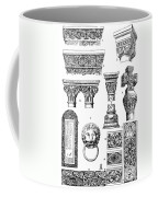 Romanesque Ornament Coffee Mug