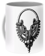 Rome: Gold Earring Coffee Mug by Granger