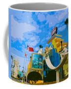 Ron Jon Surf Shop In Cocoa Beach  Coffee Mug