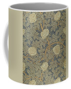 Rose Coffee Mug by William Morris
