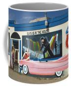 Route 66 Elvis Coffee Mug