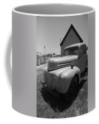 Route 66 Truck And Gas Station Coffee Mug