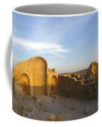 Ruins Of Shivta Byzantine Church Coffee Mug
