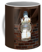 Rusty Lantern Coffee Mug