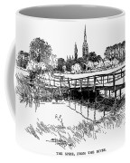 Salisbury Cathedral Coffee Mug