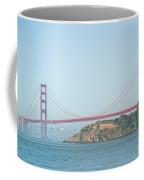 San Francisco Harbour Coffee Mug