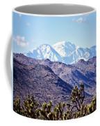 San Gorgonio Mountains Coffee Mug