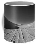 Sand Lines Coffee Mug