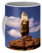Santa Clause At Canyonlands National Park Coffee Mug