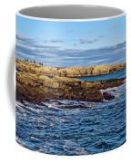Schoodic Point Acadia National Park Coffee Mug