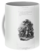 Scott: Ivanhoe, 1832 Coffee Mug