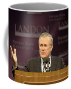 Secretary Of Defense Donald H. Rumsfeld Coffee Mug