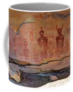 Sego Canyon Indian Petroglyphs And Pictographs Coffee Mug