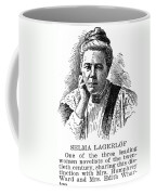 Selma Lagerlof (1858-1940) Coffee Mug