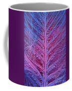 Sem Of Eastern Bluebird Feathers Coffee Mug