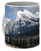 Sharp Rundle Peaks Coffee Mug