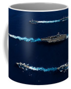 Ships From The John C. Stennis Carrier Coffee Mug