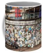 Shrine To Ianto Coffee Mug