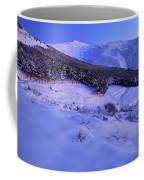 Sierra Nevada National Park Coffee Mug