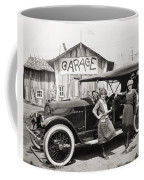Silent Film: Automobiles Coffee Mug