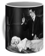 Silent Film Still: Doctor Coffee Mug