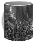 Silent Film Still: Orgies Coffee Mug