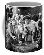 Silent Film Still: Pirates Coffee Mug