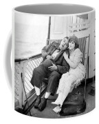 Silent Film Still: Ships Coffee Mug