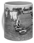 Silent Film Still: Sports Coffee Mug