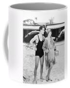 Silent Still: Beach Coffee Mug