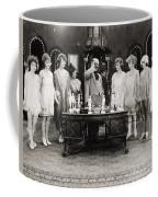 Silent Still: Showgirls Coffee Mug