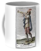 Slide Trumpet, 1723 Coffee Mug