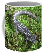 Slimy Salamander Coffee Mug